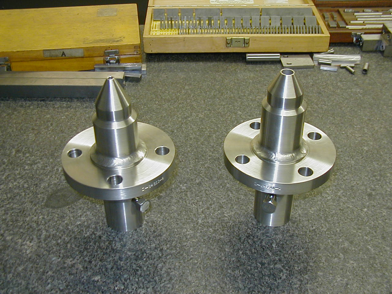 Hastelloy Nozzle Holders